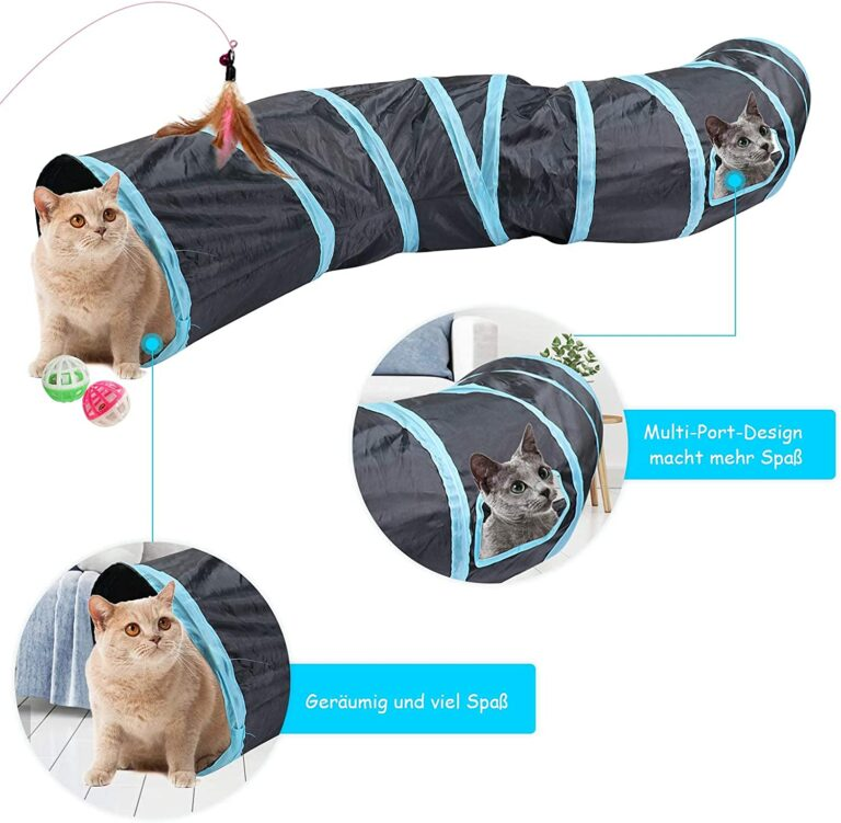 Tunnel pour Chats